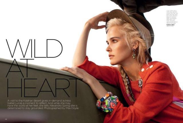 Australian Vogue Editorial 2011