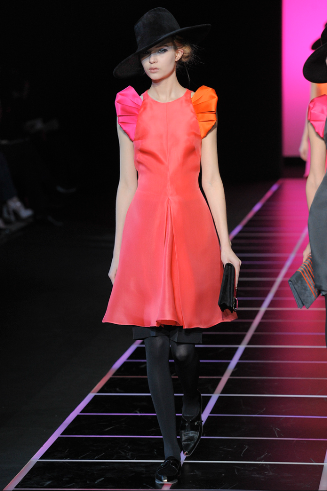 Giorgio Armani - Ready to Wear - Fall 2012
