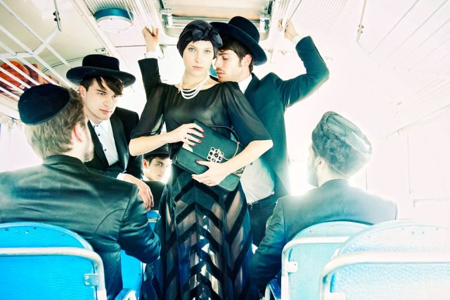 Lior Nordman for BelleMode Magazine on Israeli Bus Segregation