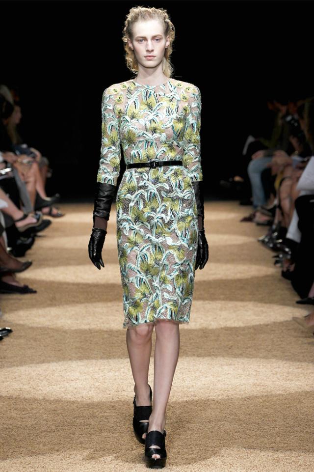 Spring 2012 Ready-to-Wear Proenza Schouler