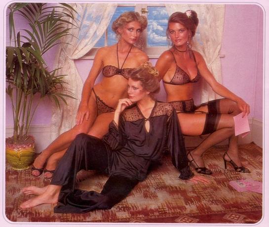 Victoria's Secret catalogue 1979