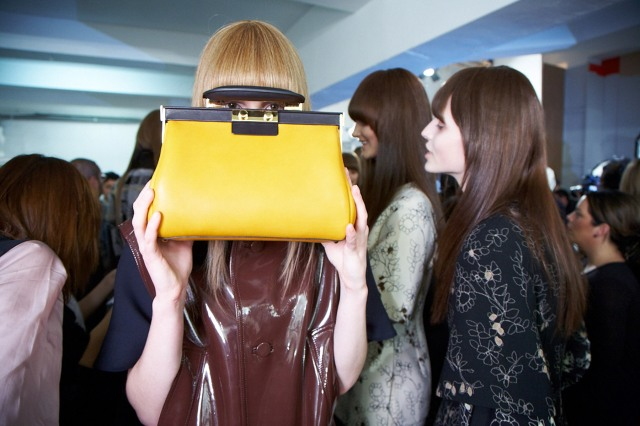 Marni Backstage Fall-winter 2012