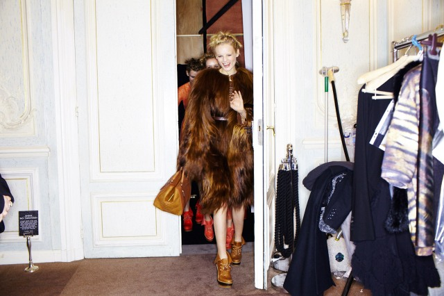 Mulberry Backstage Fall-Winter 2012
