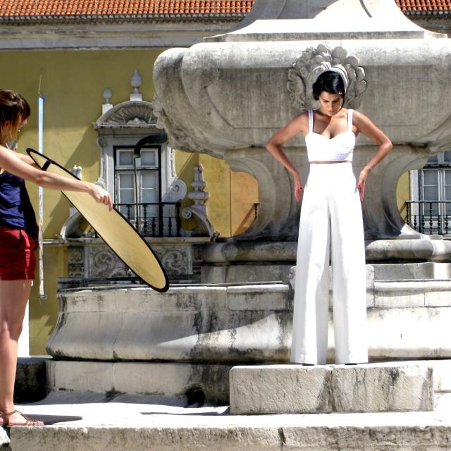 Photoshoot Eva-Maria & We-Love-Unicorns July 2012