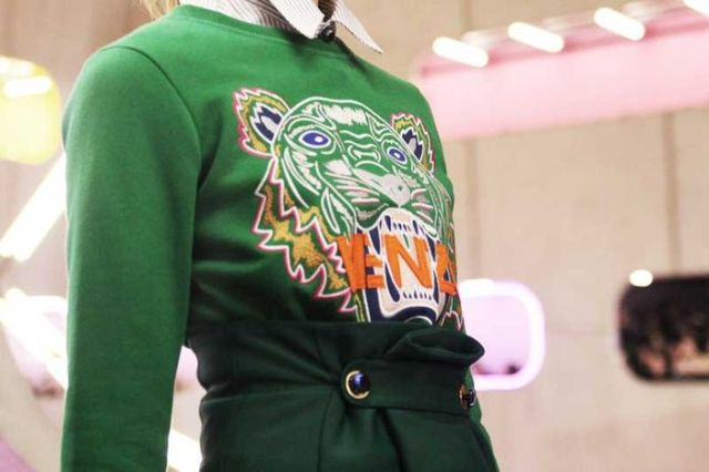 Kenzo it jumper - Tiger Sweater