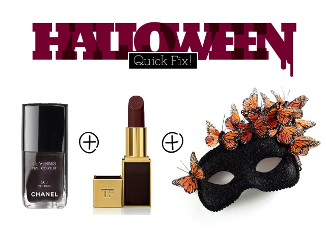 Halloween Quick Fix by thisisevamaria.com