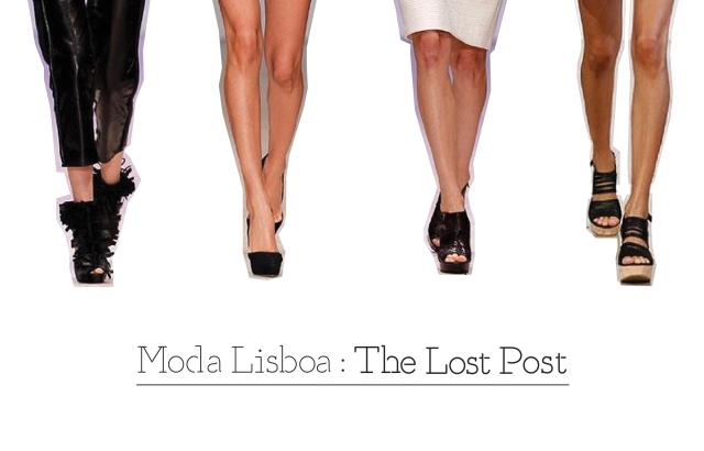 Lisbon Fashion Week - Summer 2013 - Best Pick by thisismariamaria.wordpress.com
