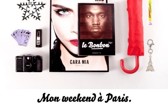 """Mon weekend à Paris"" by thisismariamaria.wordpress.com"