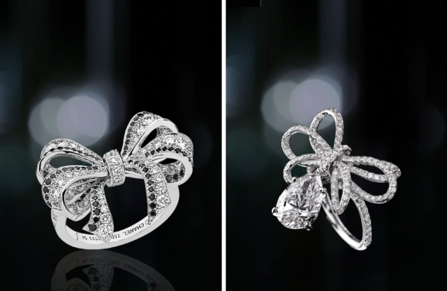 CHANEL Fine Jewelry line
