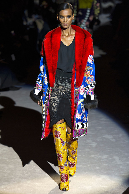London Fashion Week FW2013 - Catwalks