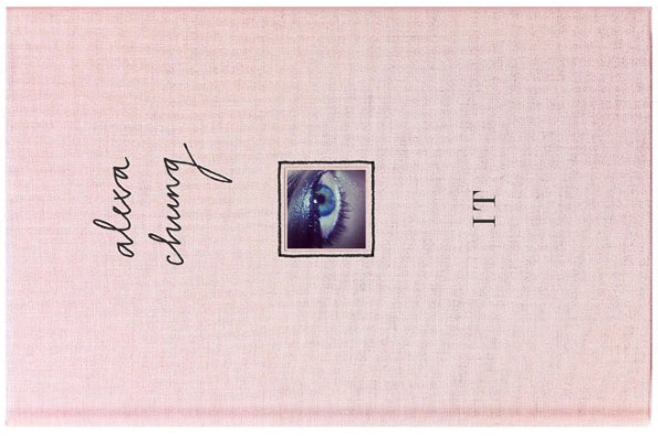Alexa Chung's new book cover - IT  - realeased September 5th 2013